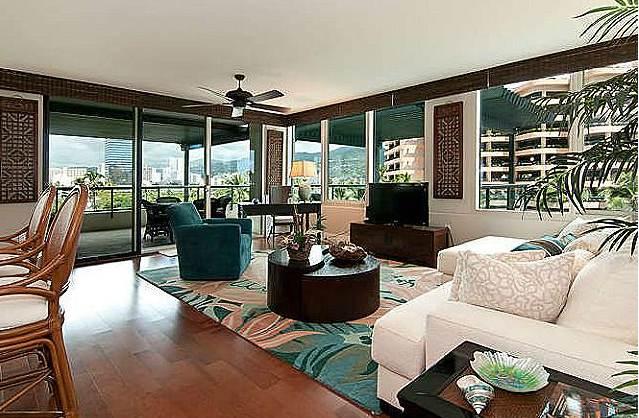 Allure Waikiki Condo For Sale