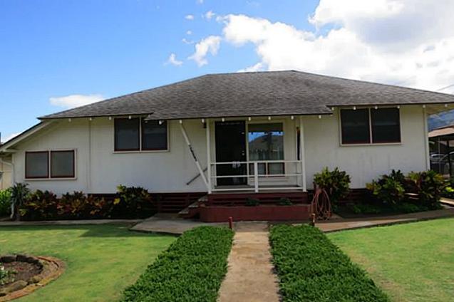 Cute Affordable Waialua Home For Sale Oahu